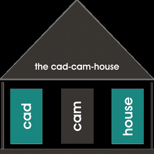 the cad-cam-house